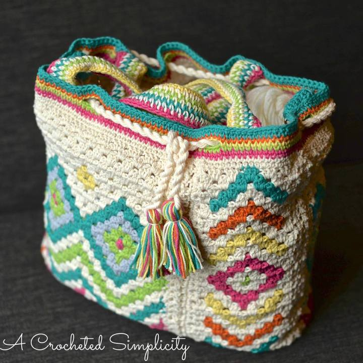 A Crocheted Simplicity